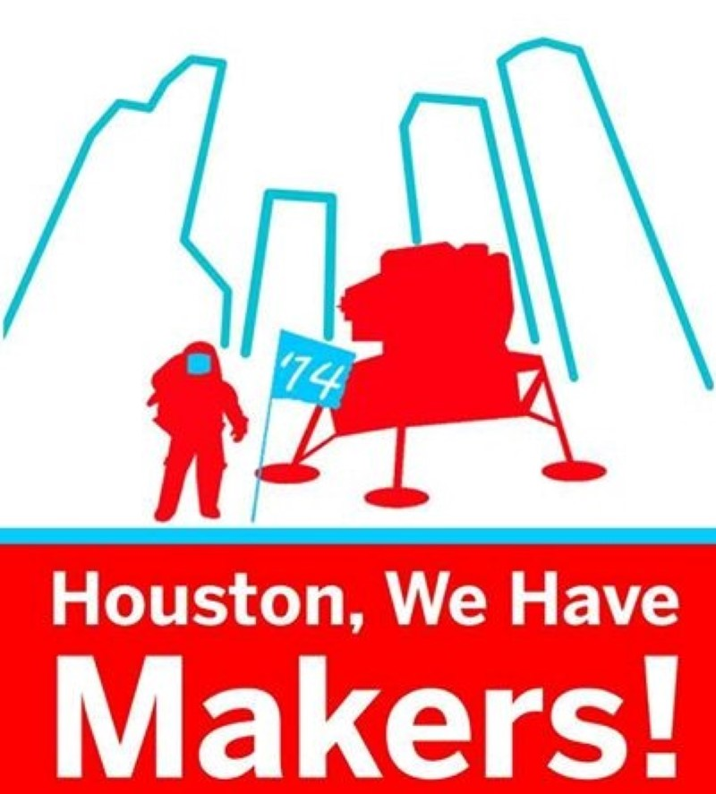 Houston maker faire image - courtesy of Houston Mini Maker Faire official Facebook https://www.facebook.com/HoustonMiniMakerFaire