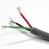 thumbnail: 3 conductor stranded 22 awg cable unshielded