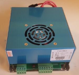40W CO2 Laser Power Supply