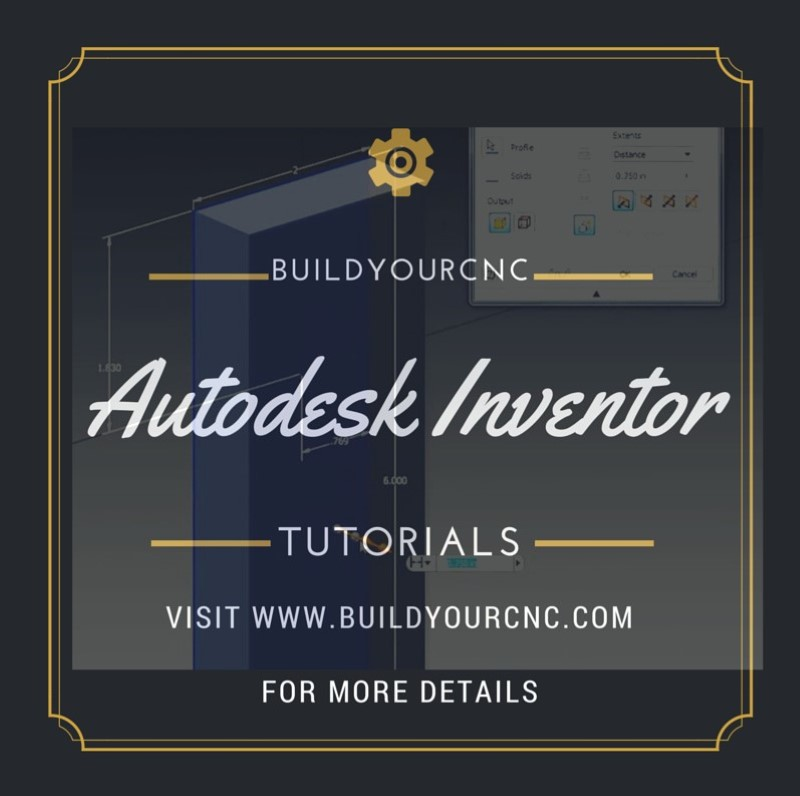 Inventor Tutorials Graphic