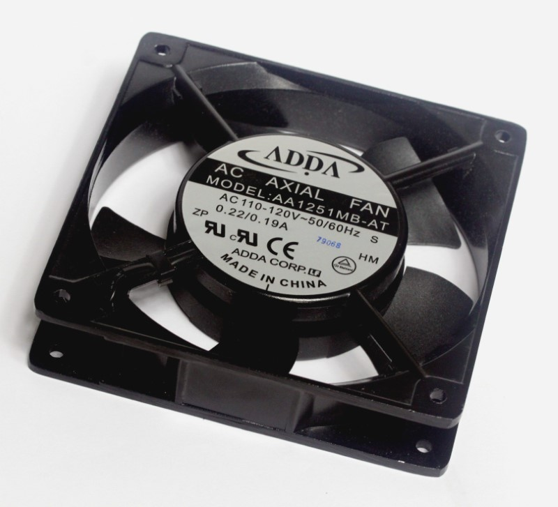 Electronic Cooling Fans : Buildyourcnc cooling fan v