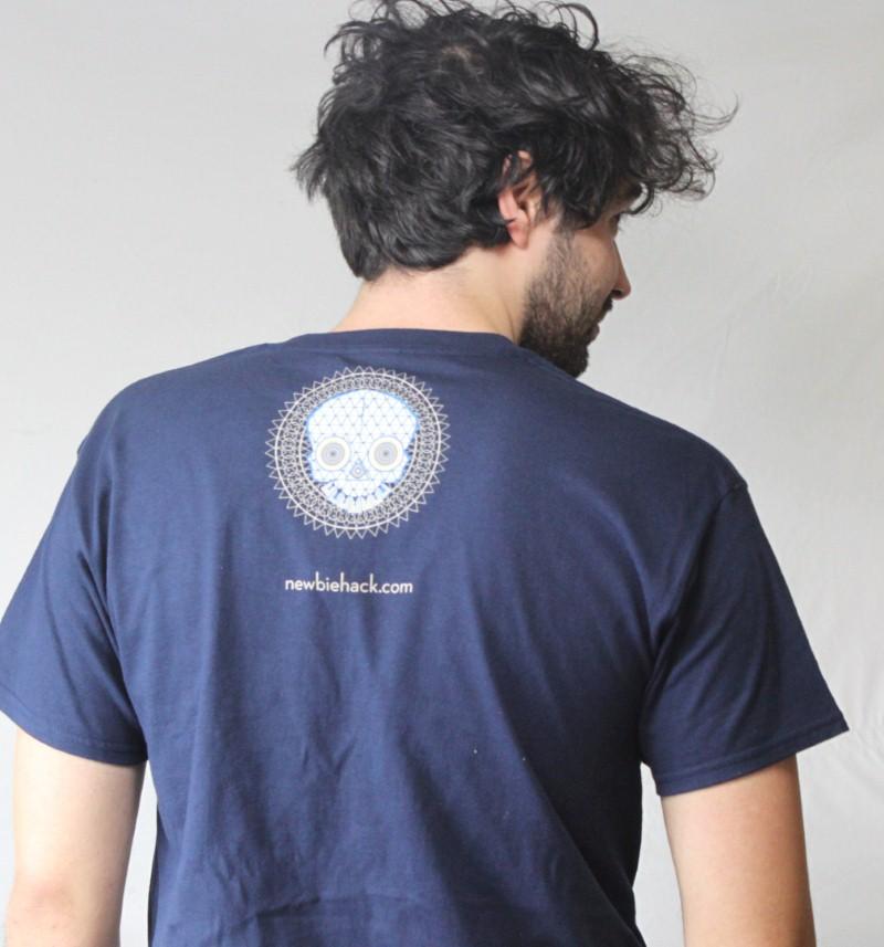 Newbie Hack Shirt Back