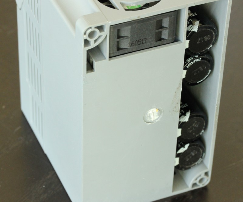 VFD (Inverter) for 2.2kW Spindle alternate view