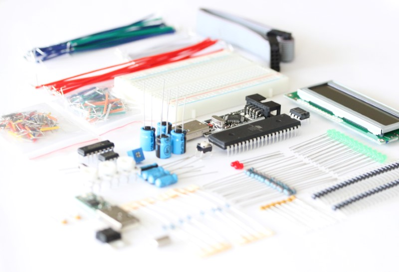 Microcontroller Intermediate Kit