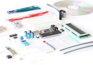 Microcontroller Intermediate Kit with DVD