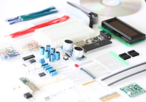 Microcontroller Advanced Kit with DVD