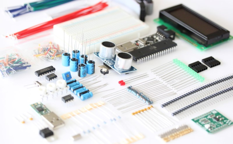 Microcontroller Advanced Kit