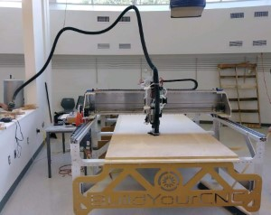 Fabricator Pro - Metal CNC Router Machine