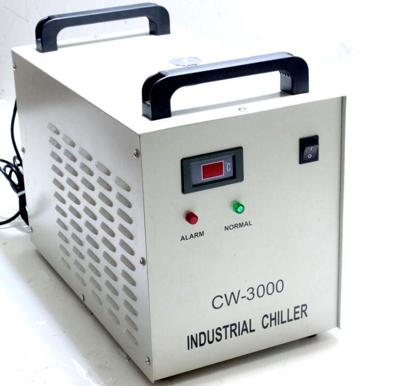 Industrial Water Chiller for 60-80 watt laser