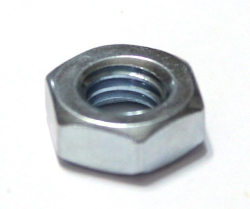 3/8th inch nut close up