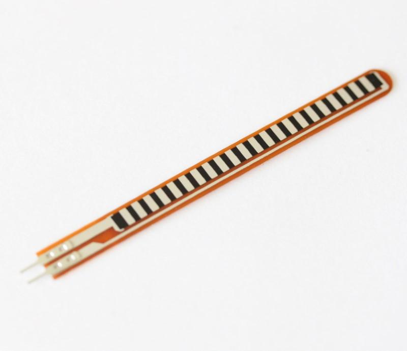 Flex Sensor - Sensing Bending and Displacement