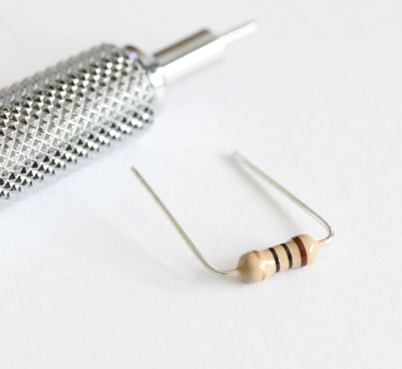 10 ohm resistor 1/4 watt