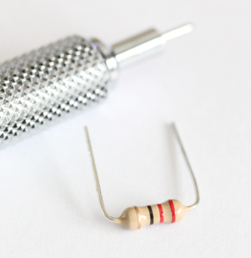 22 ohm resistor 1/4 watt
