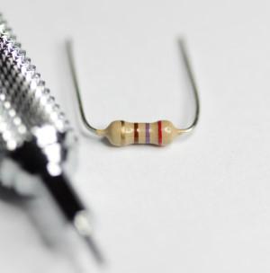 270 ohm resistor 1/4 watt