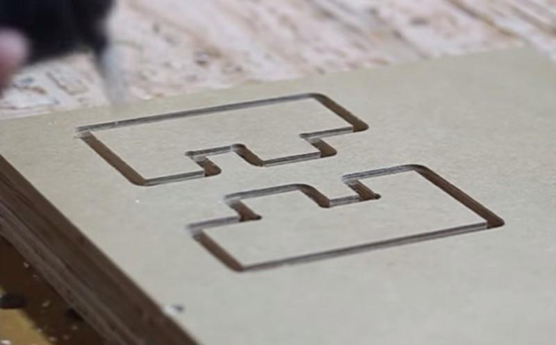 1 4 Npt >> Practical CNC Joinery Part 1 - Finger Joints