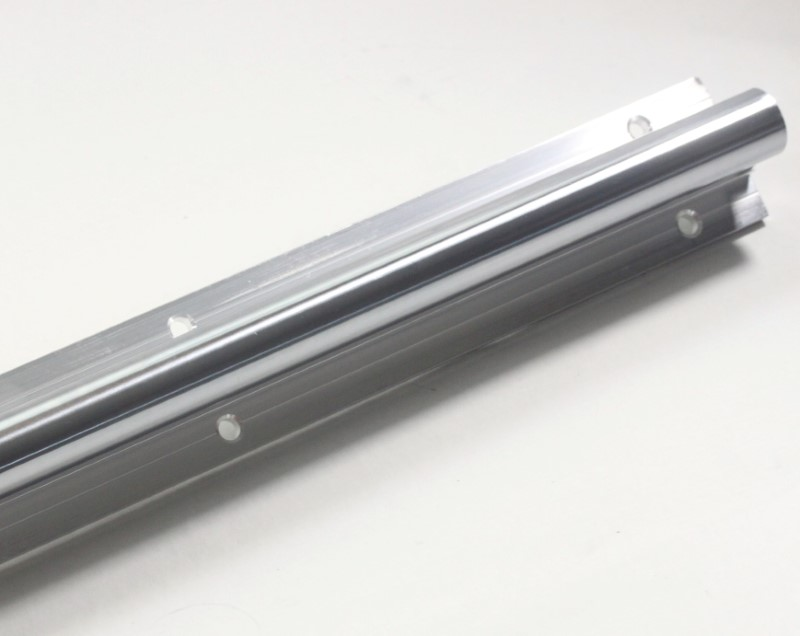 Linear Guide Rail with view of both sides