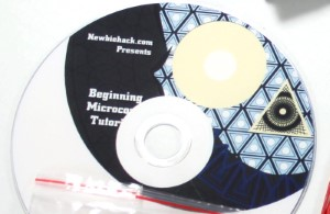 Microcontroller Tutorial DVD