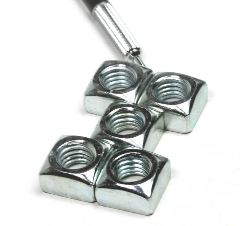 Square Nut 5 Pack
