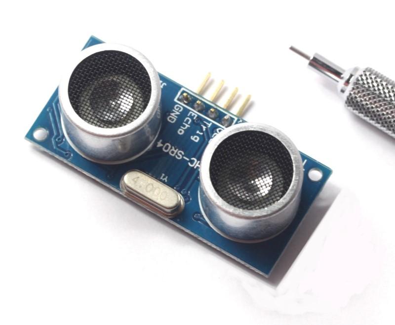 Ultrasonic Distance Measuring Range Finder