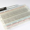 Clear Semi Transparent Breadboard