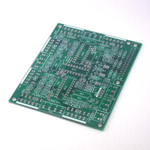 Stepper Driver PCB Top (L6203/L297)