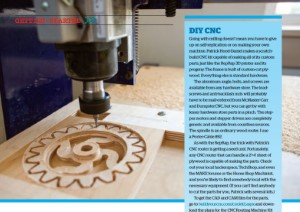 make article in 3D Printer Buyer's Guide