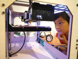 Kickstart a Kids' Makerspace