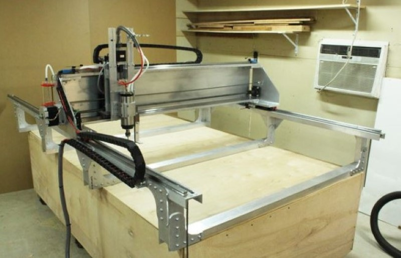 Build Your Cnc Fabrication Cnc Machine Kits Laser