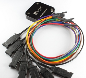 8 channel logic analyzer - iLogic