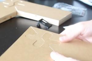 Jigsaw Flat Miter Joint