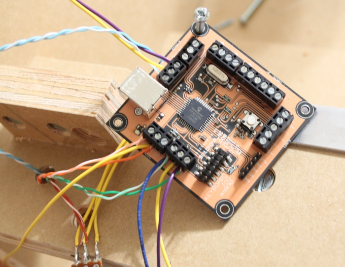 Connect the Signal Wires to the Breakout Board