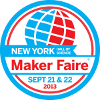 Thumbnail: New York Maker Faire Badge