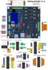 Pinout for the Pokeys57CNC CNC Machine Interface
