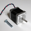 Tumbnail: 62 oz-in NEMA 17 Stepping motors (also called stepper motor)