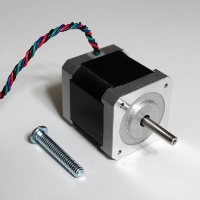 62 oz-in NEMA 17 Stepping motors (also called stepper motor)