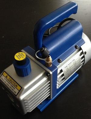 3 cfm vacuum pump single stage